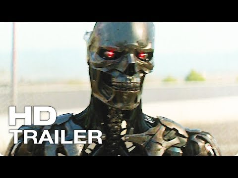 terminator: dark fate - 1.5 часа
