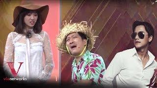 Trướng Giang Ghen Lồng Lộn Khi Hari Won Gặp Lại Người Yêu Cũ Mai Tài Phến | Hài Trường Giang 2018