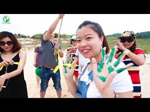 Khám phá đảo Thanh Lân cùng Hanoi Open Tourism (bản full HD)