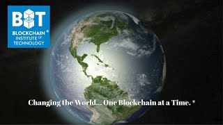 Blockchain Institute of Technology Crowdfunding Campaign on Start Engine is Live - Find Out More.