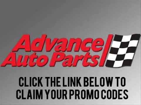 Advance Auto Parts Coupon Codes - 30% Off Promo Codes