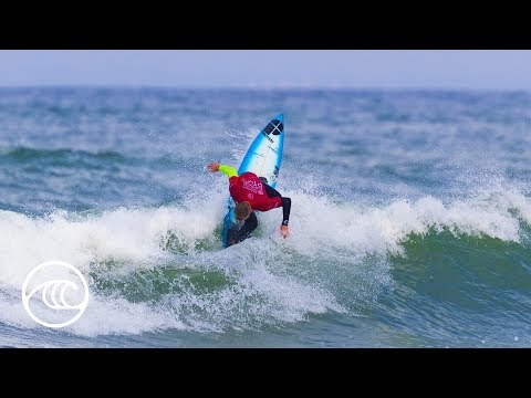 2019 Junior Pro La Torche Highlights: Opening Day Fun in Brittany