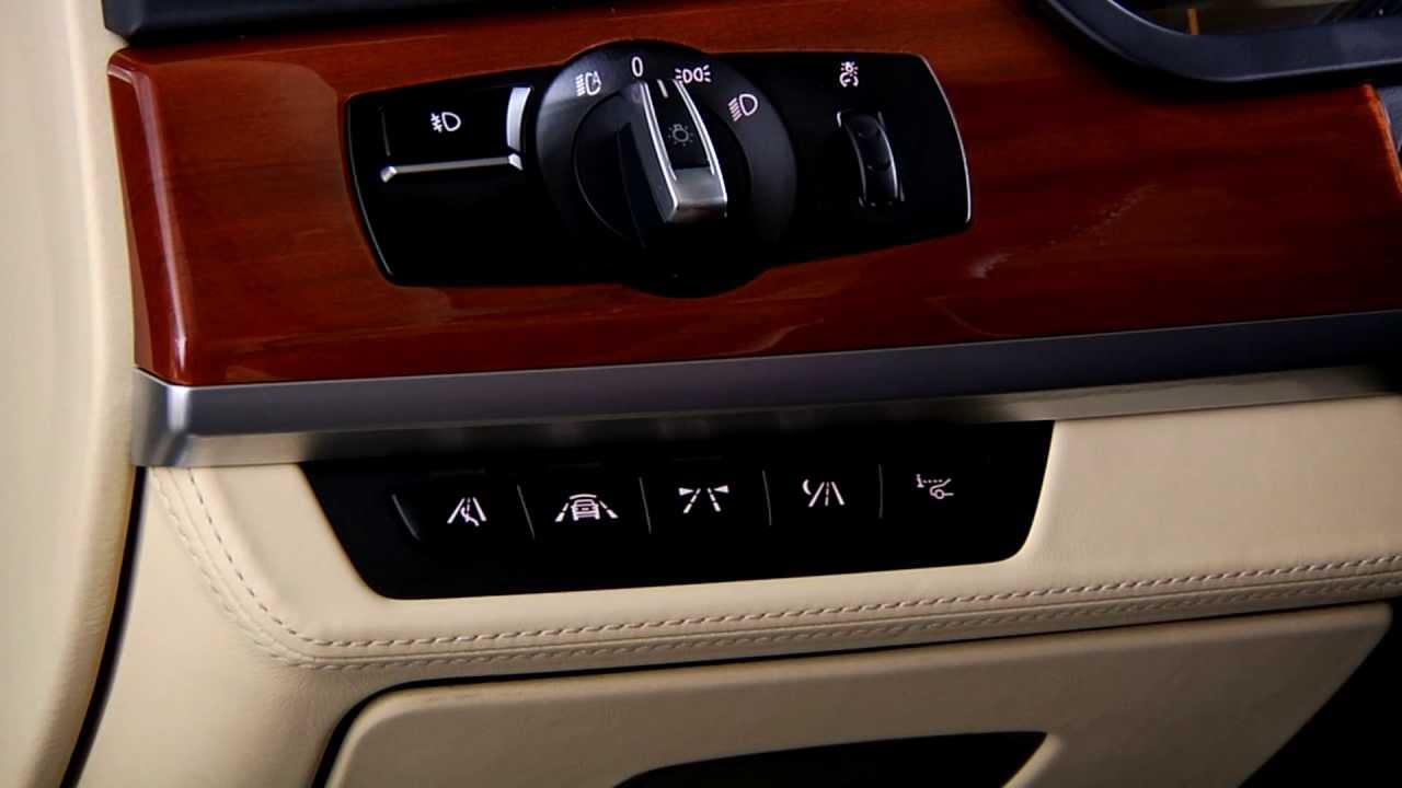 Identifying Driver Assistance Systems Bmw Genius How To