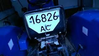 Ремонт гідронавісного механізму Jinma 244. Китаєць ремонт