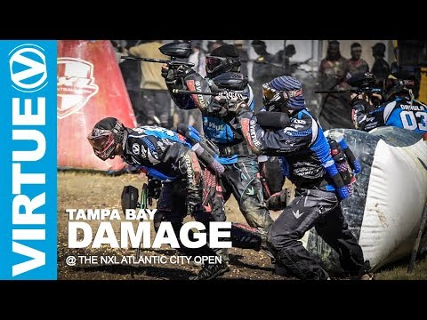 Virtue Paintball Team - Tampa Bay DAMAGE @ the NXL Atlantic City Open