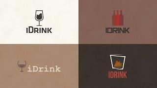 #21 Дизайн онлайн. Рисую логотип для алкогольной компании(Дизайн онлайн. Рисую логотип для алкогольной компании в CorelDraw. Векторная графика. Разработка 6 вариантов..., 2016-12-02T05:42:51.000Z)