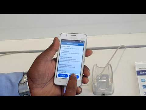 [Samsung Z1][Tizen] Samsung Z1, The First Ever Tizen Mobile Phone at an Indian Samsung Shop
