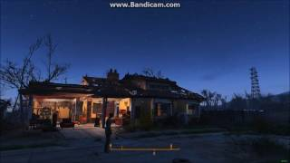 Fallout 4 - How to power your house the right way SIMPLE and EASY
