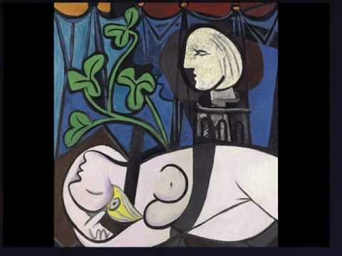 Picasso's Lovers:  Women / Femmes / Mujeres - Slide Show