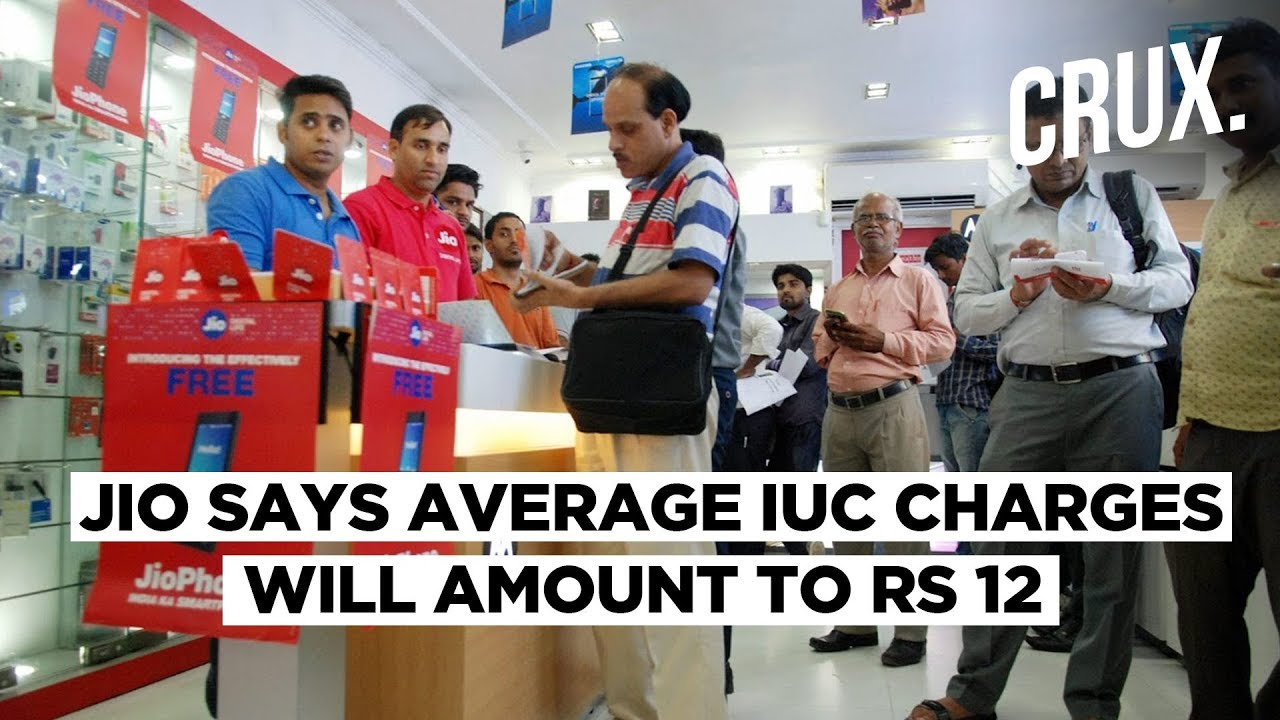 Jio Says Its Users Will End Up Paying Only Rs 12 A Month As IUC Charges