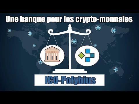 #2 ICO : Polybius, une banque qui s'approprie les avantages des crypto-monnaies !