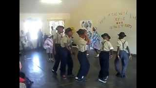 Nama Stap - Cultural Dance from Namibia