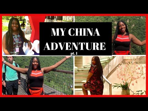 TRAVEL VLOG | MY SUMMER IN CHINA PT. 1 – GREAT WALL, FORBIDDEN CITY, AND MORE