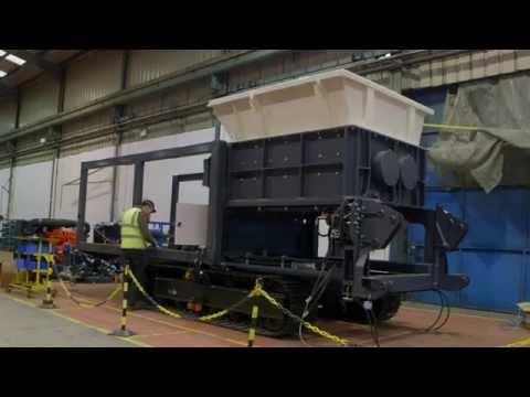 Terex Environmental Equipment Overview