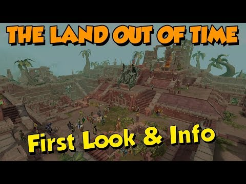 New! Land Out Of Time! First Look & Info! [Runescape 3] Loads Of New Content!