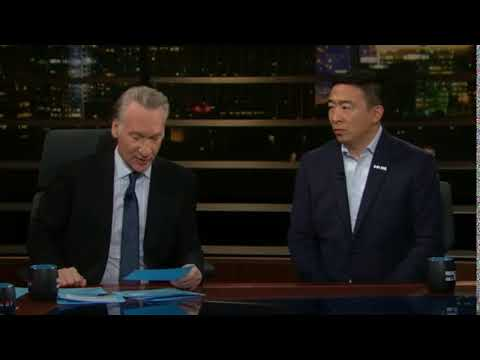 HBO Real Time With Bill Maher Jan 17, 2020