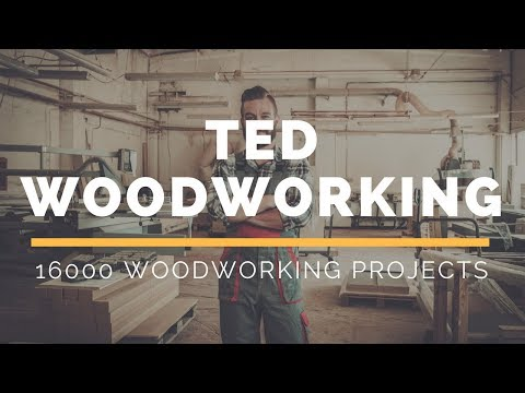 Teds Woodworking Review - DON'T BUY IT Until You See This!