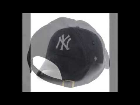 MLB  47 Brand Clean Up Home Style Adjustable Cap