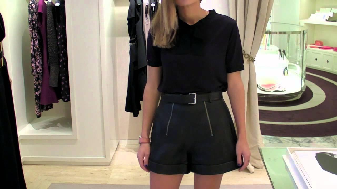 Silviaboschblog Estilo Y Moda Leather Shorts 3 Ways Ideas Para Vestir Estas Fiestas