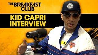 Kid Capri vs Funkmaster Flex: Kid's IG Live DJ breakbeat session going at Flex 6/25/18