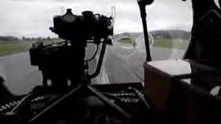 navigator s position in a wwii us b 17 flying fortress