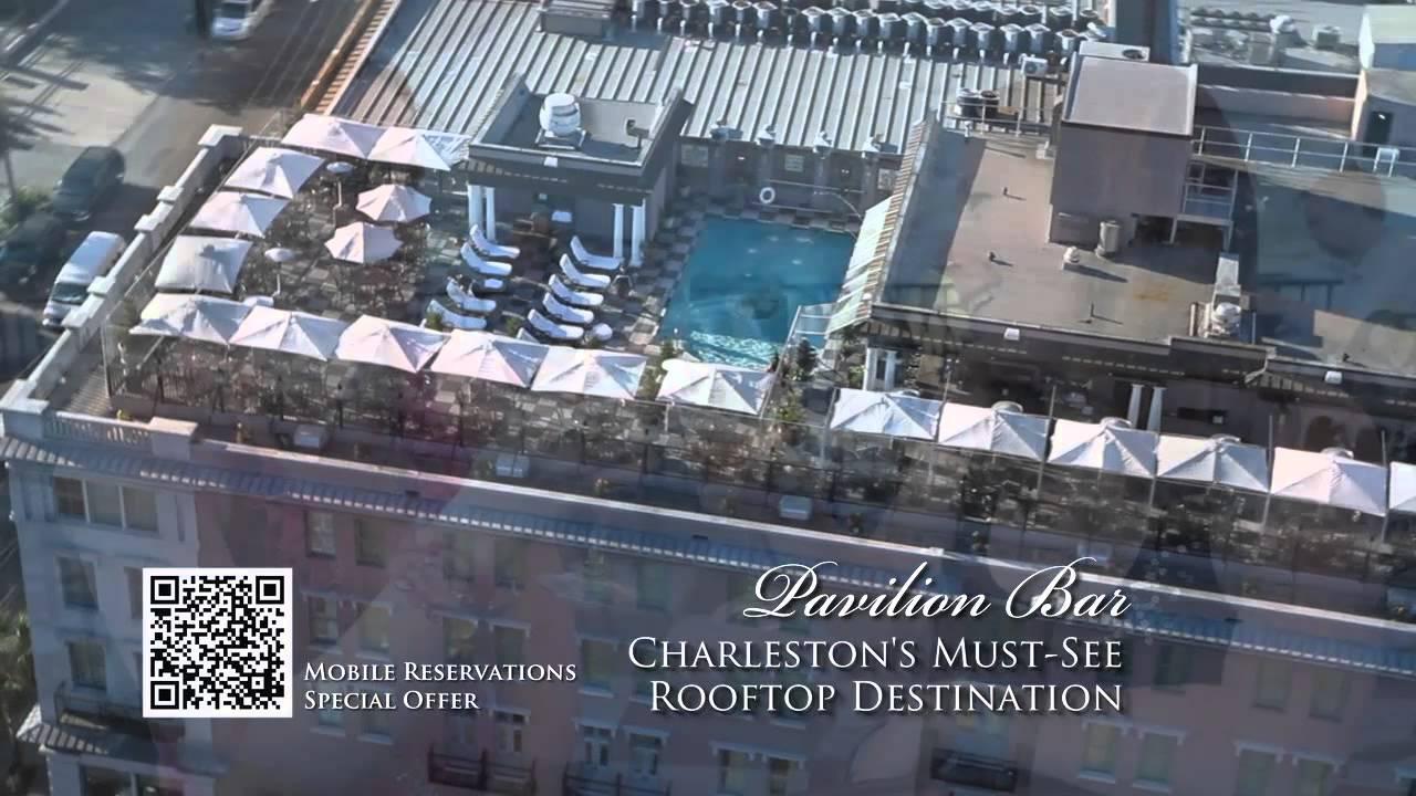 Pavilion Bar At The Market Pavilion Hotel | Tour Video Network
