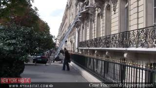 Parigi, Francia: Video Tour di Champs Elysees (Parte 1)