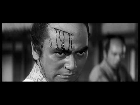 Harakiri 1962  Final Fight Scene HD
