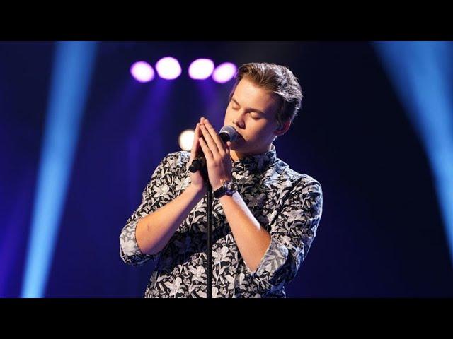William Segerdahl: Free Falling - Tom Petty - Idol Sverige (TV4)