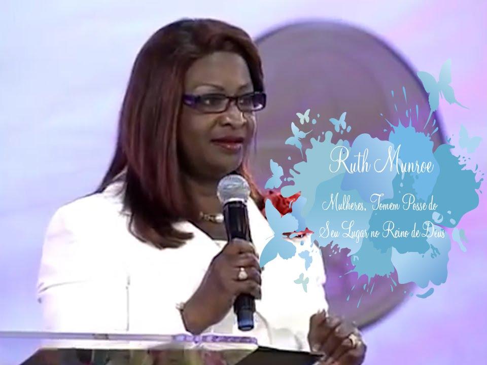 Download Dra Ruth Munroe - Mulheres, Tomem Posse do seu Lugar no Reino de Deus