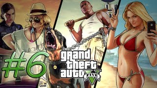 Grand Theft Auto 5 - Hijacked Boats & Pimpin' Rides #6 (GTA V Let's Play)