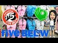 FIVE BELOW SHOP WITH MIMI!!! TONS OF *NEW* $5 SHOES + CLOTHES FOR SUMMER!!!