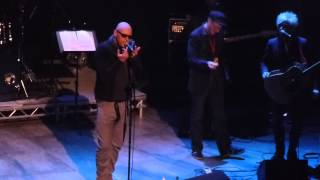 The Christians With Henry Priestman Happy In Hell. Liverpool Royal Court 16.12.12.