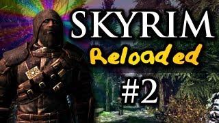 Skyrim Reloaded #2 - LOOK AT DAT WATER! (HD)