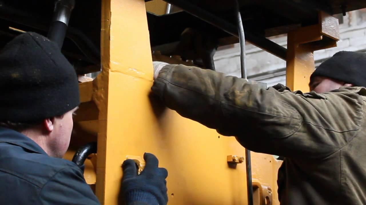 инструкция по ремонту и обслуживанию caterpillar 992g