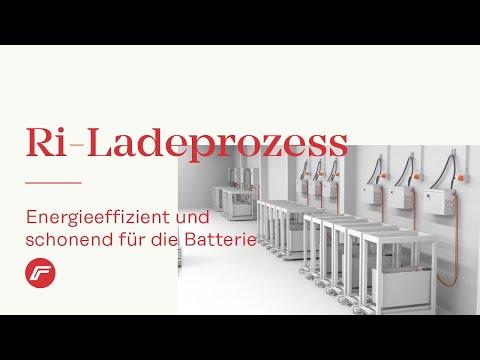 Neuartiger Ri-Ladeprozess der Active Inverter Technology