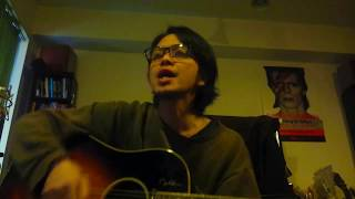 """リンゴスター師匠来日記念! The Beatles """"with a little help from my firends"""" covered by Sugipe."""