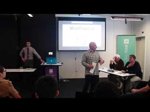 Professor Larry Miller on Entrepreneurship