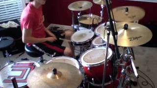 River Shiver - Drum Cover - Pomplamoose
