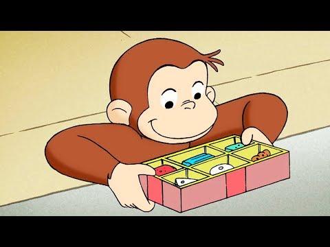 Jorge el Curioso en Español 🐵O Balcão de BomBoms 🐵Caricaturas para Niños 🐵Videos para niños