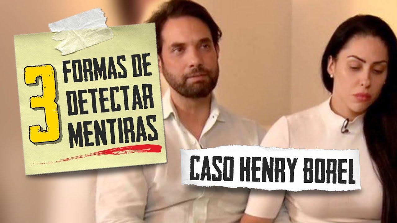 Caso Henry: 3 Formas de Detectar Mentiras (Linguagem Corporal - Metaforando)  - YouTube