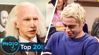 Top 20 Saturday Night Live Sketches That Went Wrong