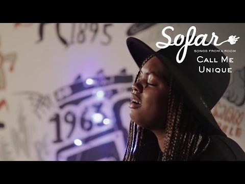 Call Me Unique - The Internet - Special Affair (COVER) | Sofar London