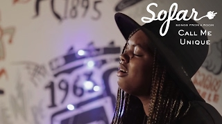 Call Me Unique - The Internet - Special Affair (COVER) | Sofar London