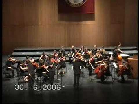Concertone in C major,(Mozart) III.-Tempo di menuetto:Vivace