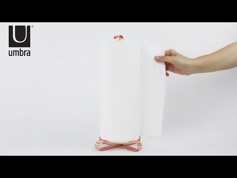 PULSE Paper Towel Holder | UMBRA