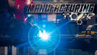 NugSmasher Manufacturing Tour