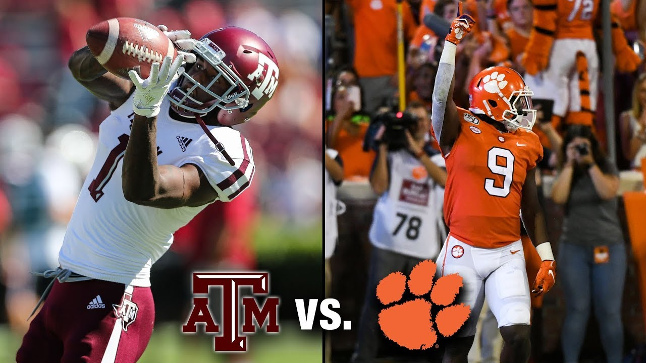 5 things to know about Clemson vs. Texas A&M football