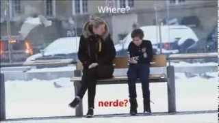 Üşüyen Çocuğa İnsanların Verdiği Tepki Norveç