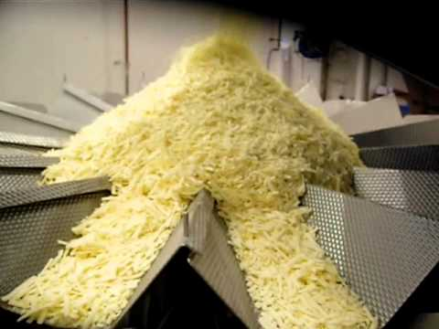 BPS 14-Head Scale Weighing Shredded Cheese